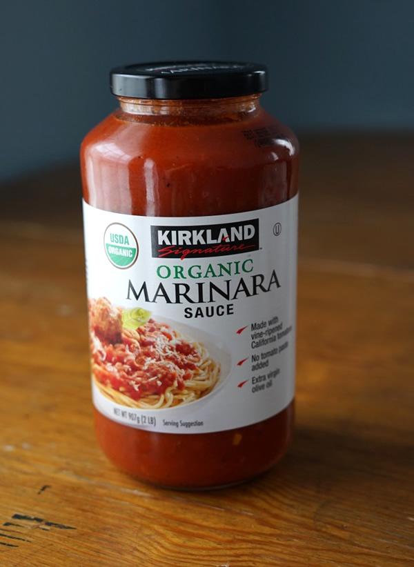 コストコ マリナラソース レシピ