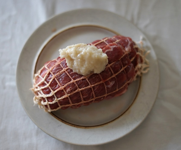 塩麹 豚肉 かたまり