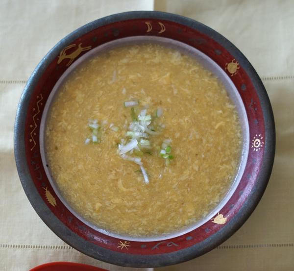 中華風 コーンスープ