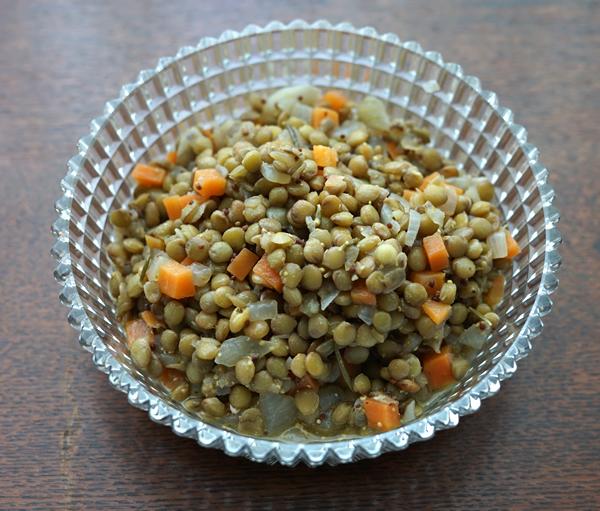 レンズ 豆 サラダ 作り 置き