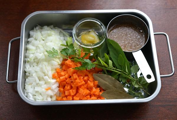レンズ豆 レシピ