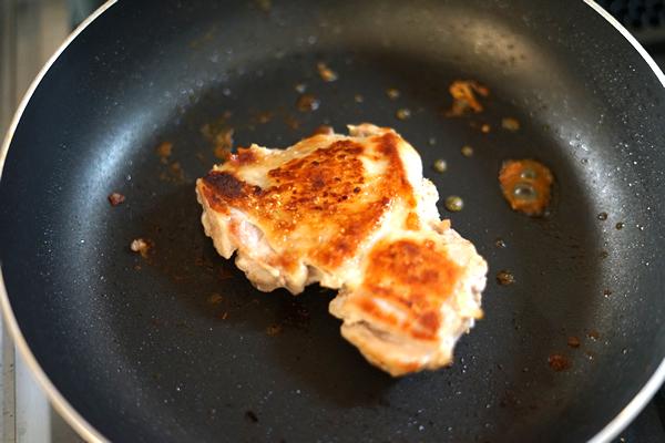 鶏モモ 焼き