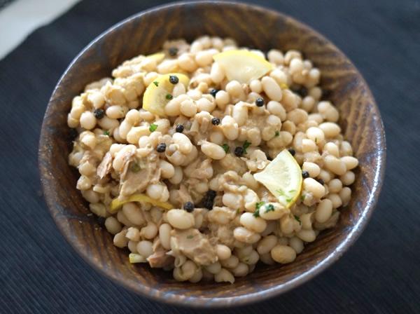 白インゲン豆 レシピ イタリア