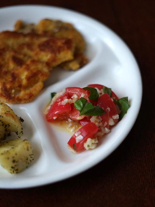 トマト イタリアン レシピ