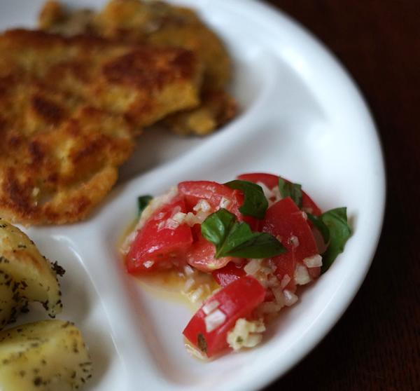 トマトサラダ イタリアン