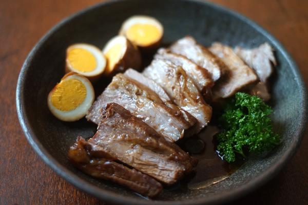 柔らかい煮豚の作り方