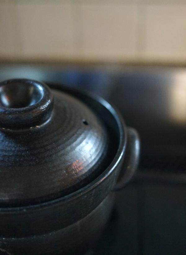 土鍋 ご飯 2合 炊き方