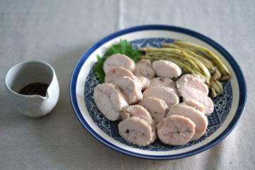 鶏ハム 夕飯 献立